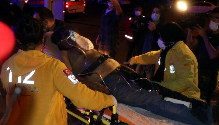 Ankara'daki hastane odasında dehşet! Psikiyatri hastası öldü, 2 kişi yaralandı