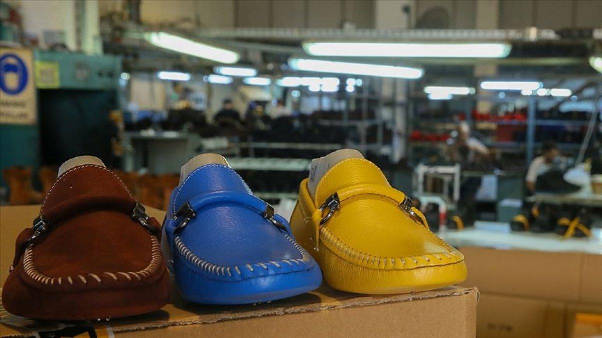 Ayakkabı ihracatı toparlanıyor