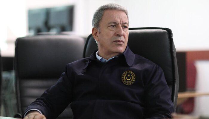 Bakan Akar ve Rusya Savunma Bakanı Soygu telefonda görüştü