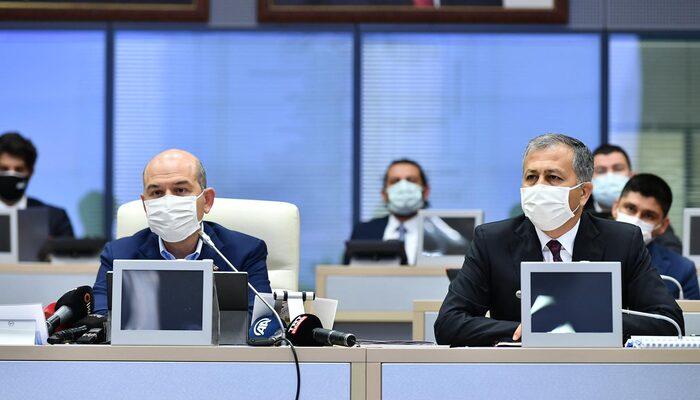 Bakan Soylu açıkladı: 3 Kasım Salı günü İstanbul'da tatbikat olacak