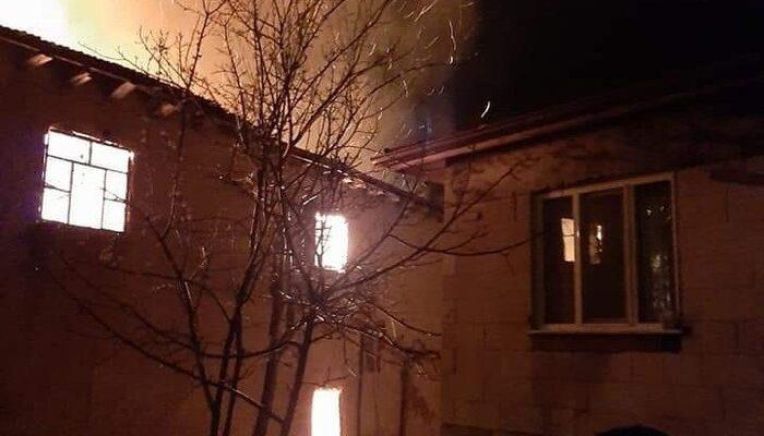Bilecik'te korkutan yangın! 85 yaşındaki adam evsiz kaldı