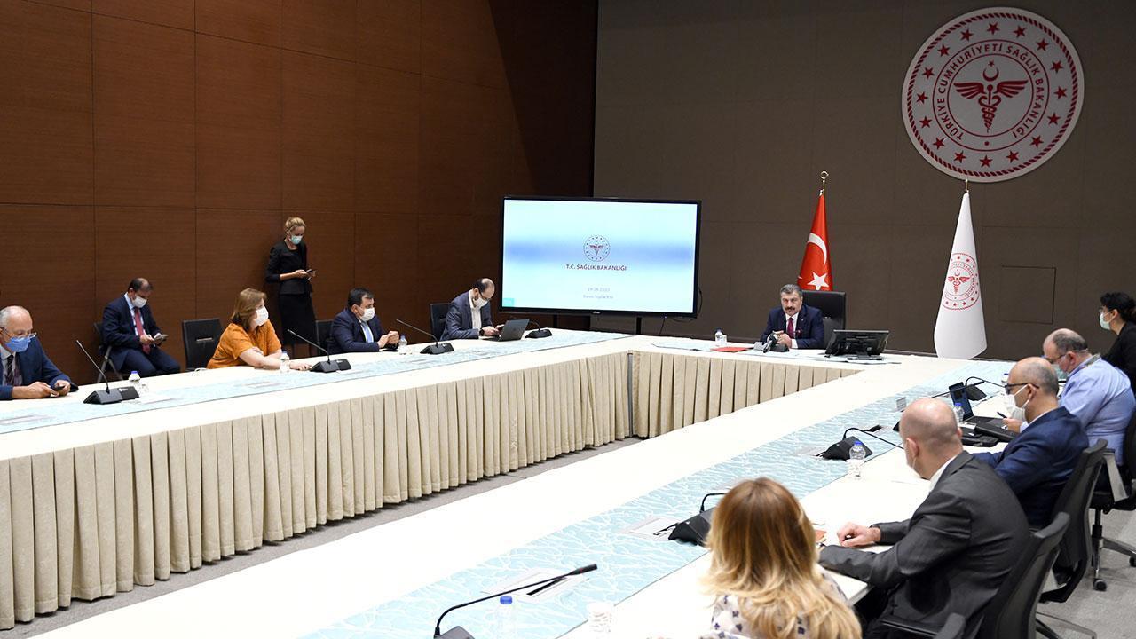 Bilim Kurulu Toplantısı bitti! Fahrettin Koca'dan son dakika açıklaması! Bilim Kurulu toplantısında alınan kararlar neler?