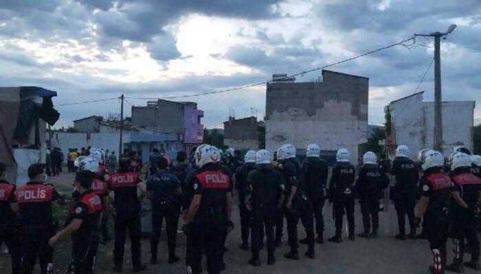 Bursa'da silahlı çatışma: 1 polis memuru şehit oldu, 5 kişi yaralandı