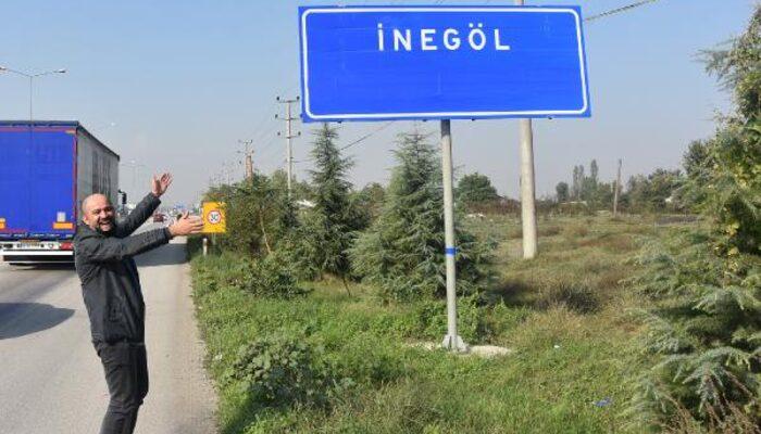 Bursa İnegöl'deki tabelaları gören şaştı kaldı! Belediye Başkanı Taban: Lütfen Müge Anlı'yı aramayın