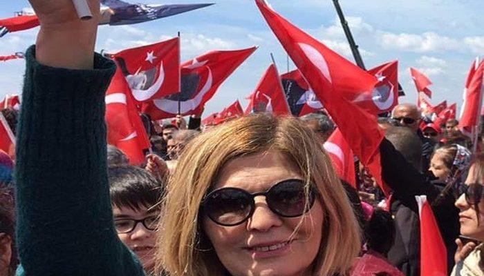 CHP Kadıköy ilçe kadın kolu yöneticisi Ayşe Kaya koronavirüsten hayatını kaybetti