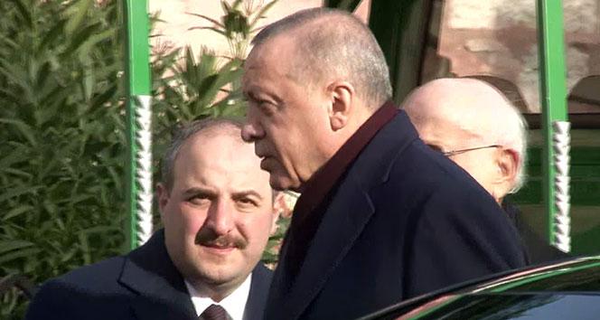 Cumhurbaşkanı Erdoğan, Ahmet Vanlıoğlu'nun cenaze törenine katılıyor
