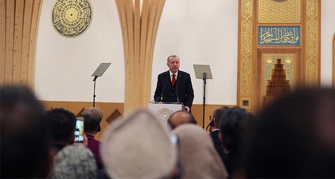 Cumhurbaşkanı Erdoğan Cambridge...