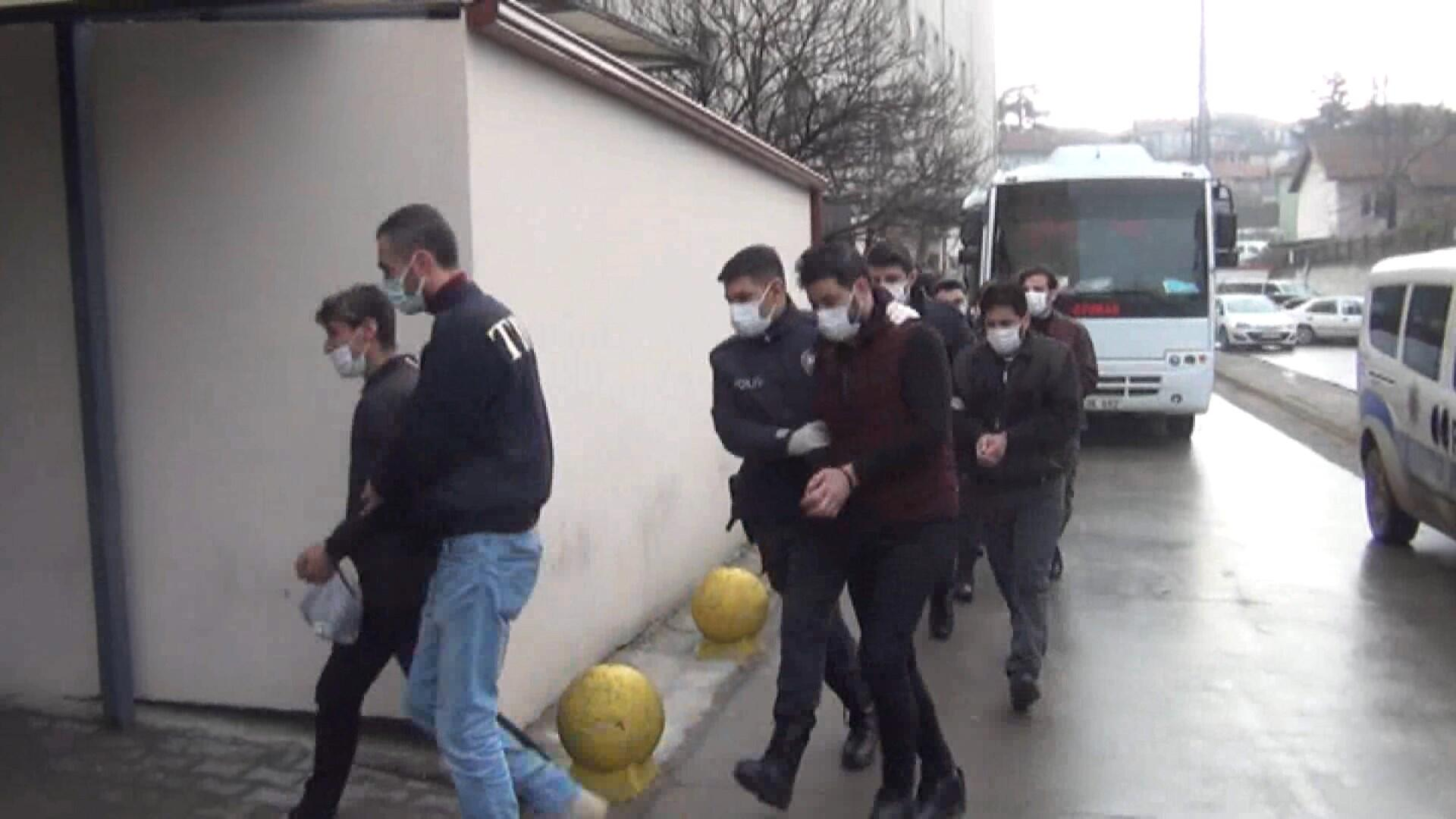 DEAŞ'lı 12 kişi tutuklandı