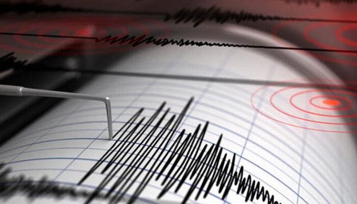 Ege Denizi'nde 4.3 büyüklüğünde deprem! AFAD son depremler