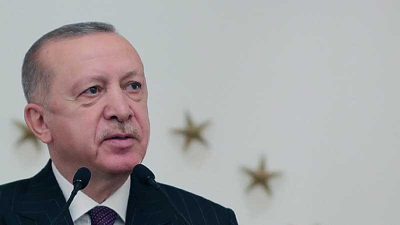 Erdoğan: Yunanistan gerginlikten vazgeçsin