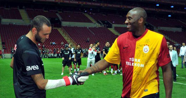 Galatasaray'dan Kobe Bryant paylaşımı: Seni özleyeceğiz