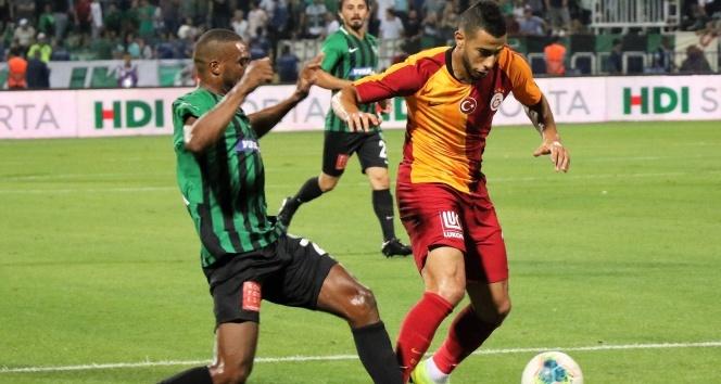 Galatasaray ile Denizlispor 40. mücadeleye...