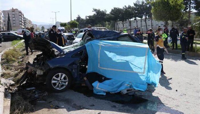 span style=color:unsetHatayda feci kaza! Çok sayıda ölü.../span