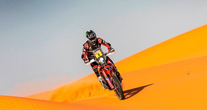 Honda ve Ricky Brabec 2020 Dakar Rallisi'nden kazanarak döndü