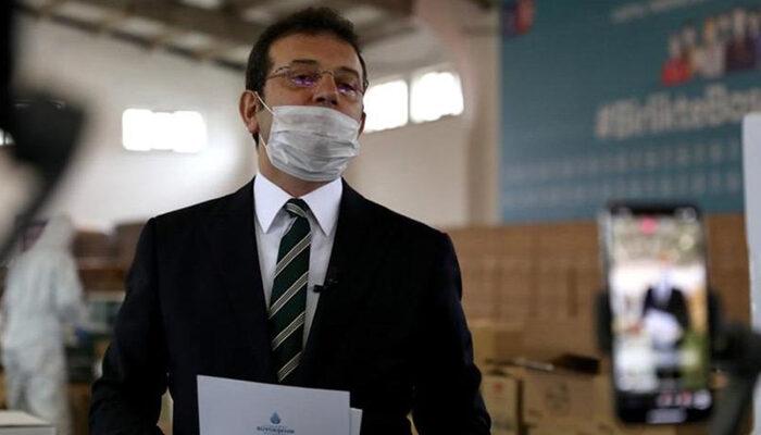 İBB, CHP'li ismin firmasından 2,89 TL'ye maske aldı