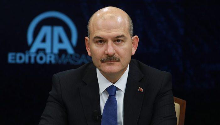 İçişleri Bakanı Soylu'dan 81 ilin valisiyle kritik görüşme