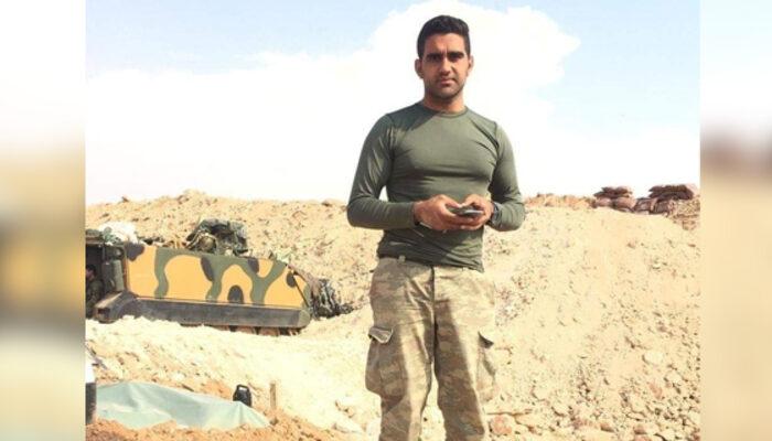 İdlib şehitlerinden Tankçı Sözleşmeli Er Mustafa Ertürk'ün acı haberi Gaziantep'teki ailesine ulaştı
