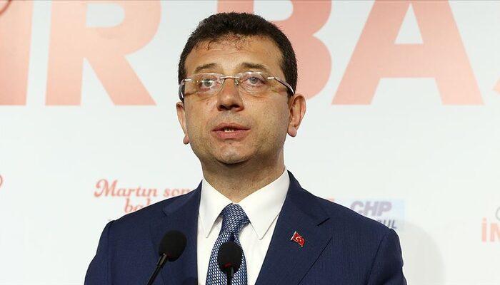 İmamoğlu'ndan flaş koronavirüs açıklaması: Şu an pandeminin Türkiye'deki merkezi İstanbul