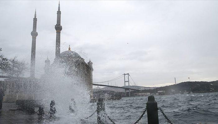 İstanbul Valiliği'nden fırtına uyarısı! Hızı 75 km'ye çıkacak