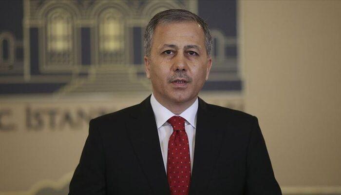 İstanbul Valisi Ali Yerlikaya'dan koronavirüs vakalarına ilişkin açıklama