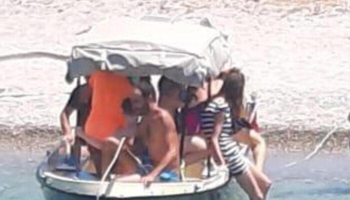İzmir'de tekne faciası! 4 kişilik tekneye 10 yolcu almış