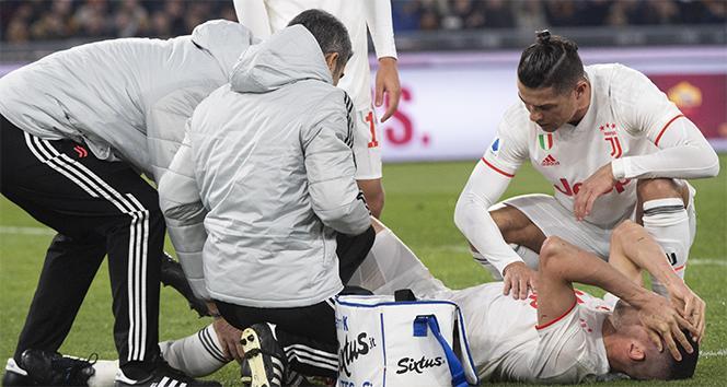 Juventus#039;tan yapılan sakatlık...