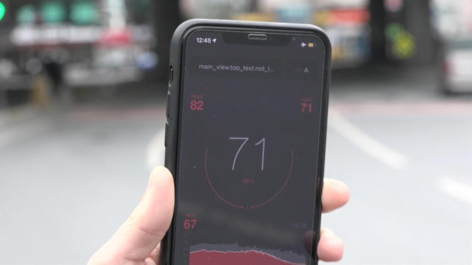 Kısıtlamada gürültü kirliliği ölçümü | Video