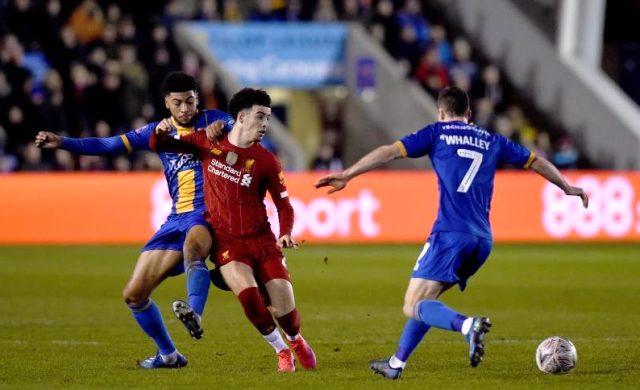 Liverpool, 2-0'ı koruyamadı