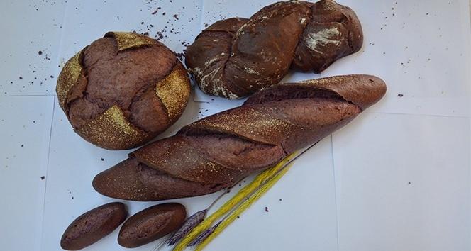 Malatyada mor ekmeğe ilgi artıyor