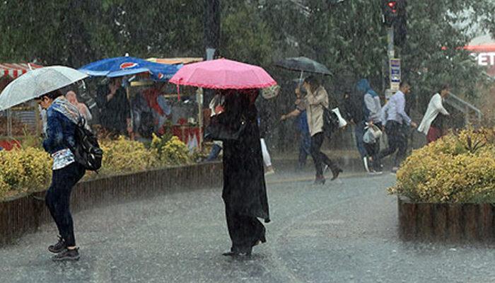 span style=color:unsetMeteorolojiden İstanbul için yağış.../span