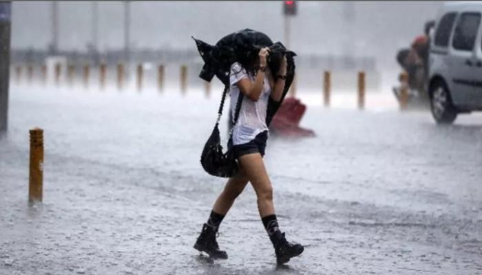 Meteoroloji'den son hava durumu tahminleri! Kuvvetli sağanak yağış etkili olacak