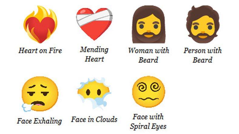 Önümüzdeki Aylarda Kullanıma Girecek 217 Yeni Emoji Tanıtıldı
