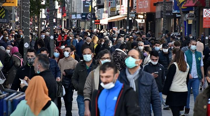 Prof. Dr. İlhan: Mutant virüs kısa sürede az sayıda virüs ile bulaşabiliyor