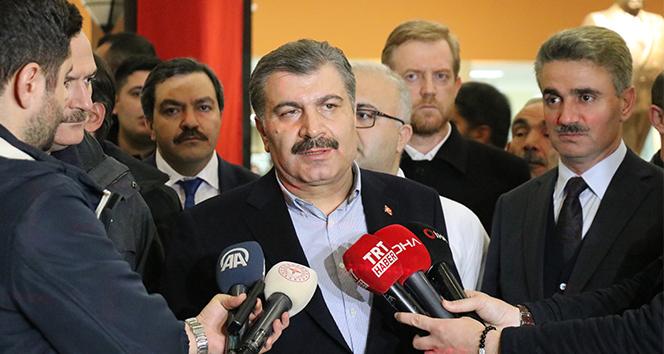 Sağlık Bakanı Koca'dan korona virüsü açıklaması
