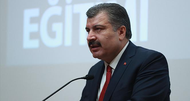 """Sağlık Bakanı Koca: """"Şehir hastanelerinde hasta garantisi verildiği iddiaları gerçek dışıdır"""