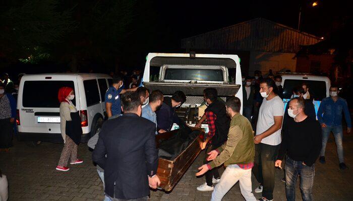 Samsun'da korkunç olay! Pompalı tüfekle sokak ortasında intihar etti