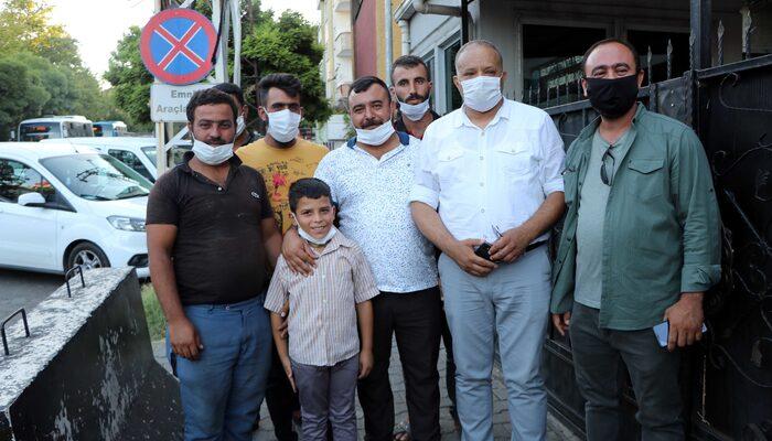 Şanlıurfa'da 5 gündür kayıp 10 yaşındaki Hüseyin Gaziantep'te bulundu