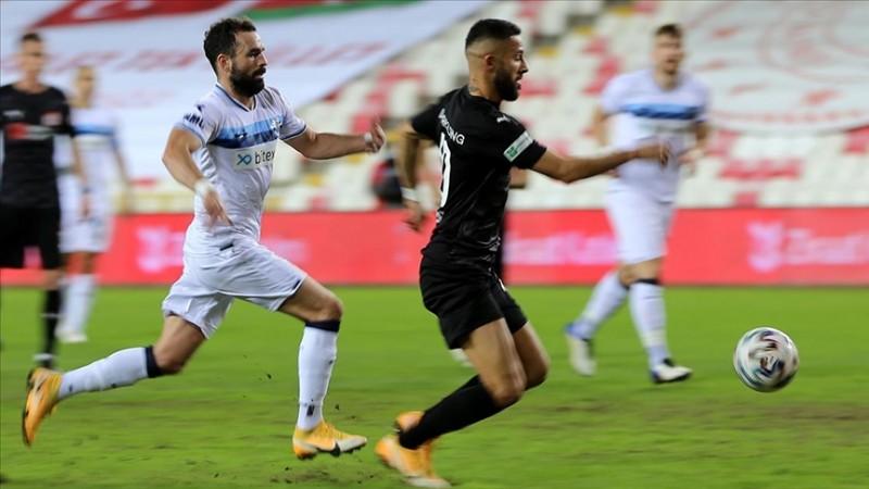 Sivasspor çeyrek final biletini uzatmalarda aldı