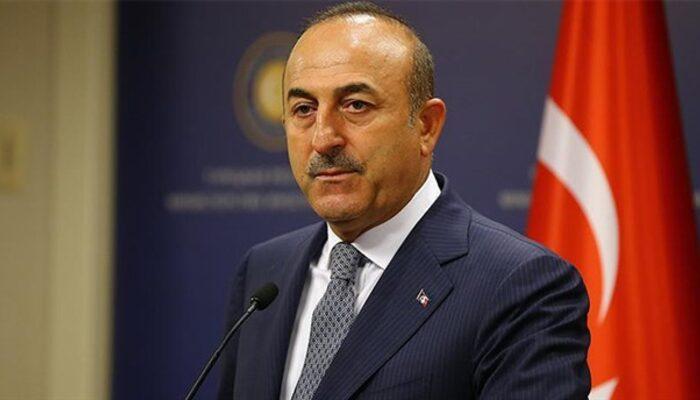 Son dakika! Bakan Çavuşoğlu: Yunanistan'ın Ankara Büyükelçisi bakanlığa çağrıldı