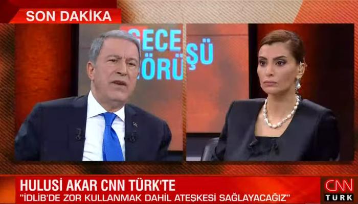 Son dakika: Milli Savunma Bakanı Hulusi Akar'dan önemli açıklamalar: Cumhurbaşkanımız talimatı verdi