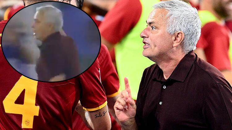 Son Dakika: Mourinho'dan geceye damga vuran depar! Maç sonu itiraf etti: Korktum...