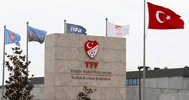 TFF#039;den Beşiktaş ve Fenerbahçe#039;yi...