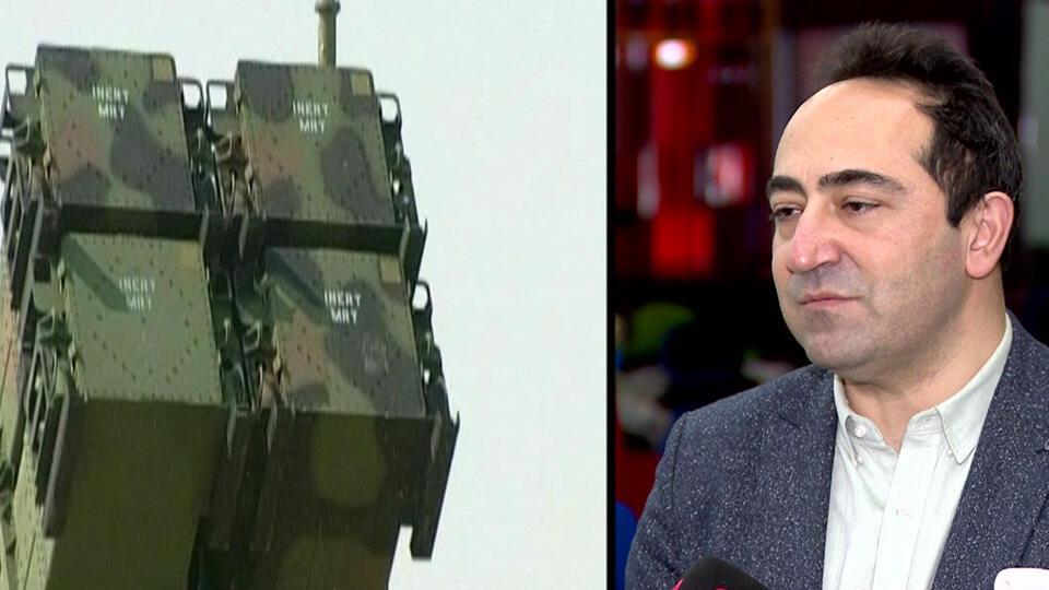 Türkiye neden Patriot alamadı? Ali Çınar, CNN TÜRK'e yorumladı