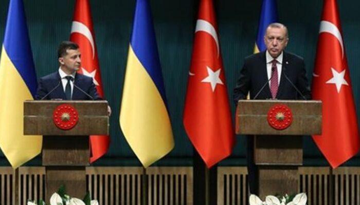 Ukrayna'nın yardım çağrısına Türkiye'den cevap: Cumhurbaşkanı Erdoğan değerlendirecek