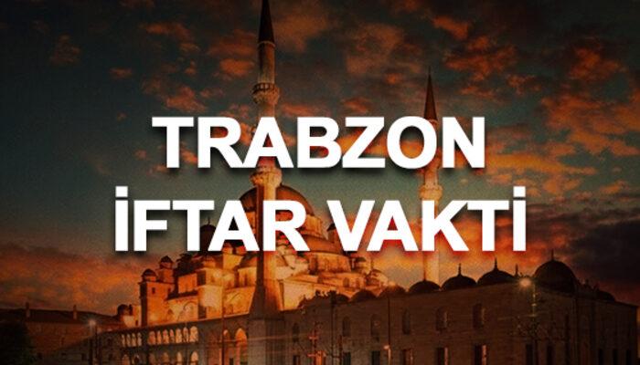 Trabzon iftar saati 2020: Trabzon iftar vakti kaçta? Oruç açmaya ne kadar kaldı?