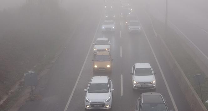 Trakya için yoğun sis uyarısı: 3 gün sürecek