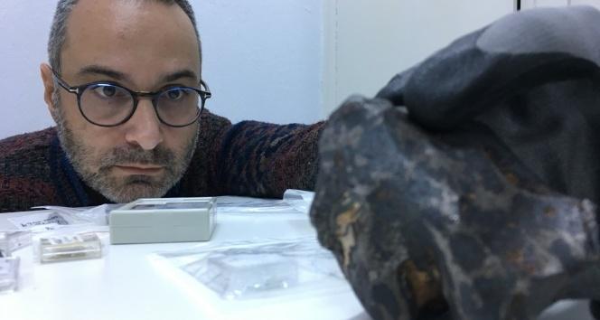 Türkiye'de 68 kilogramlık yeni bir demirli gök taşı bulundu