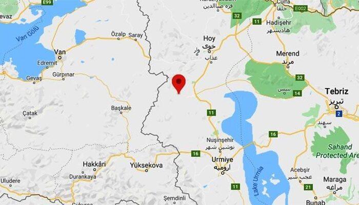 Türkiye'de de hissedildi! İran'da 4.2 büyüklüğünde deprem