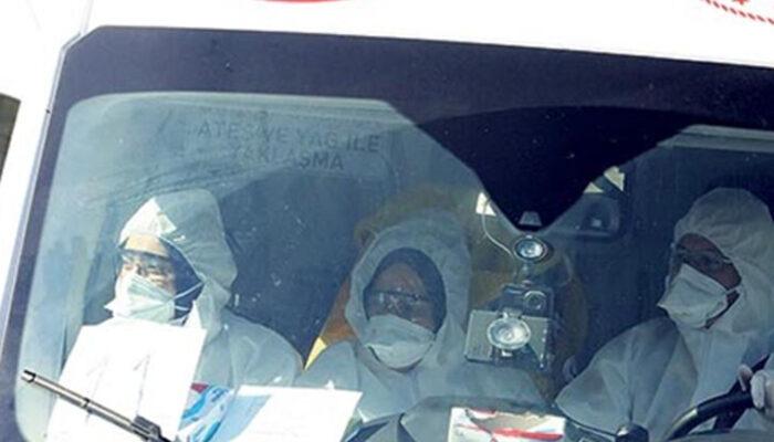 Türkiye'de görülen koronavirüs vakasıyla ilgili dikkat çeken açıklama