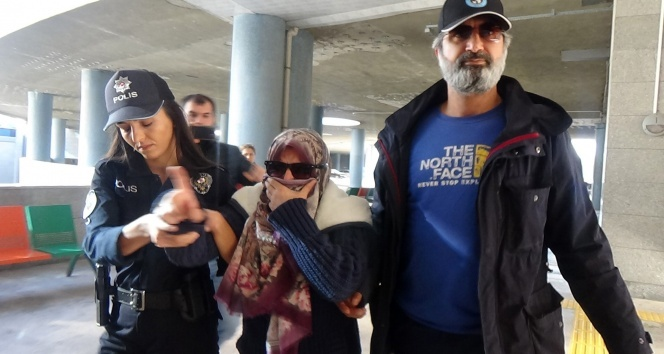 Uçakta 'Ben FETÖ'cüyüm uçağı patlatacağım' demişti, tutuklandı